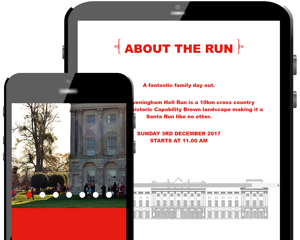 Heveningham Hell Run Home Page